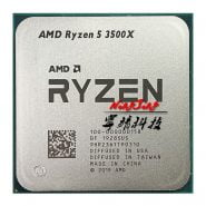 خرید پردازنده از علی اکسپرس AMD Ryzen 5 3500X R5 3500X 3.6 GHz Six-Core Six-Thread CPU Processor 7NM 65W L3=32M 100-000000158 Socket AM4