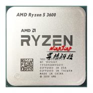 خرید سی پی یو از علی اکسپرس AMD Ryzen 5 3600 R5 3600 3.6 GHz Six-Core Twelve-Thread CPU Processor 7NM 65W L3=32M 100-000000031 Socket AM4 new but no fan