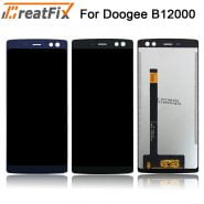 خرید تاچ و ال سی دی گوشی دوجی For Doogee BL5000 BL7000 LCD Display and Touch Screen Screen Digitizer Assembly Replacement For doogee lcd bl12000 BL12000 Pro
