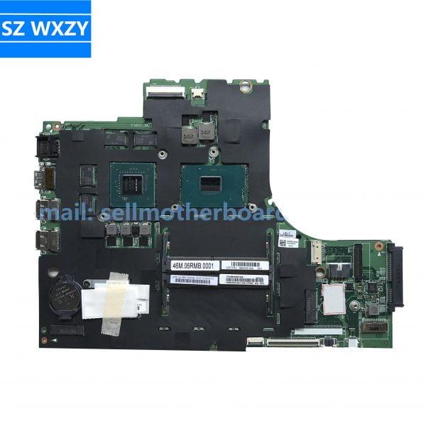 خرید مادربرد لپ تاپ دل For LENOVO IdeaPad 700-15ISK Laptop Motherboard DDR4 With i7-6700HQ CPU GTX950M 4GB 5B20K91444 448.06R01.001M MB 100% Tested