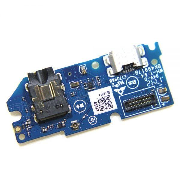 خرید برد شارژ گوشی لنوو For Lenovo K5 Play Charging Port Board Replacement Charging Port Board Flex Cable for Lenovo K5 Play Mobile Part
