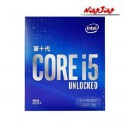 خرید سی پی یو از علی اکسپرس Intel Core i5-10600KF I5 10600KF 4.1 GHz Six-Core Twelve-Thread CPU Processor 65W 12M LGA 1200 Sealed new but without the cooler