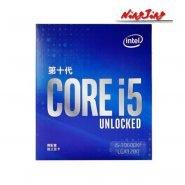 خرید سی پی یو از علی اکسپرس Intel Core i5-10600KF I5 10600KF 4.1 GHz Six-Core Twelve-Thread CPU Processor 65W 12M LGA 1200 Sealed new but without the cooler