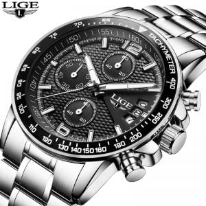 LIGE-Luxury-Brand-Watches-Men-Six-pin-Full-Stainless-steel-Military-Sport-Quartz-Watch-Man-Fashion