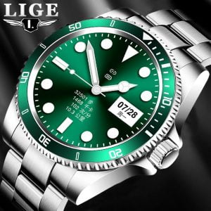 LIGE-Smart-Watch-Men-SmartWatch-Full-Touch-Screen-Bluetooth-call-music-player-For-Android-iOS-Waterproof