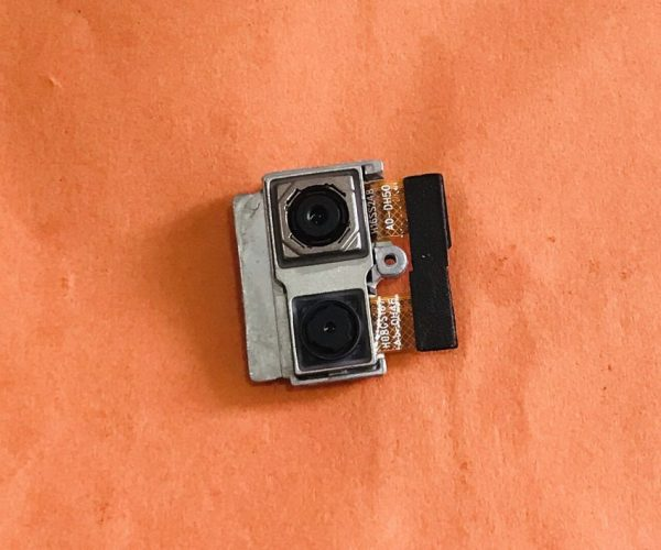 خرید لنز دوربین گوشی دوجی اس 90 Original Photo Rear Back Camera 16.0MP 8.0MP Module For DOOGEE S90 Helio P60 Octa Core Free Shipping