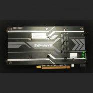 خرید کارت گرافیک از علی اکسپرس Original SAPPHIRE R9 380 4GB Video Cards GPU AMD Radeon R9380 4GB Graphics Cards Double Bios Desktop PC Computer Map Not Mining