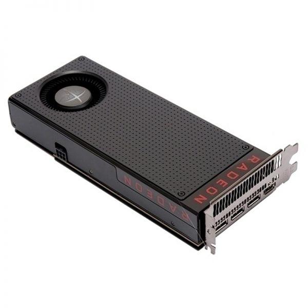 خرید کارت گرافیک از علی اکسپرس Original XFX RX 480 8GB Graphics Cards AMD Radeon RX480 8GB Video Screen GPU Blower Cards PUBG Desktop Computer Map Not Mining