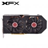 خرید کارت گرافیک از علی اکسپرس Original XFX RX580 4GB Video Cards AMD Radeon RX 580 4GB Graphics Screen Cards GPU Desktop Computer PUBG Game Map Videocard