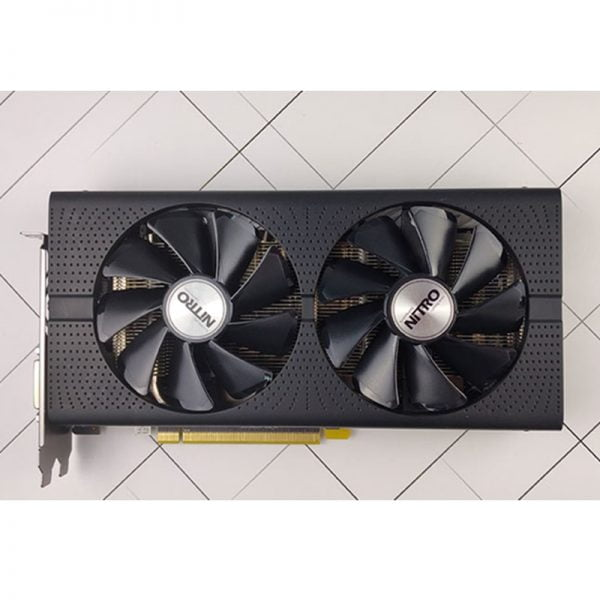 خرید کارت گرافیک از علی اکسپرس SAPPHIRE Radeon RX 480 4GB Graphics Cards GPU AMD RX480 4G Video Cards Computer PC Game Map HDMI PCI-E X16 Videocard Not Mining