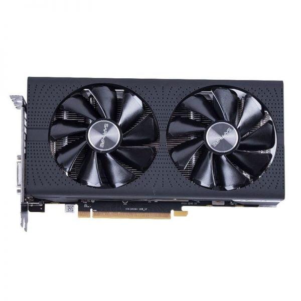 خرید کارت گرافیک SAPPHIRE Radeon RX 580 8GB Graphics Cards GPU AMD RX580 8GB Video Graphics Cards Nitro Computer Game Map HDMI Not Mining