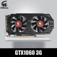 خرید کارت گرافیک از علی اکسپرس VEINEDA Graphics Card GTX 1060 3GB 192Bit GDDR5 GPU Video Card PCI-E 3.0 For nVIDIA Gefore Series Games Stronger than GTX 1050Ti