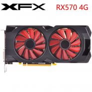 خرید کارت گرافیک از علی اکسپرس XFX Video Card RX 570 4GB 256Bit GDDR5 Graphics Cards for AMD RX 500 series VGA Cards RX570 DisplayPort 470 480 580 560 Used