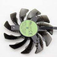 خرید فن کارت گرافیک از علی اکسپرس 75MM T128010SU 0.35A Cooling Fan For Gigabyte AORUS GTX 1080 1070 Ti G1 Gaming Fan GTX 1070Ti G1