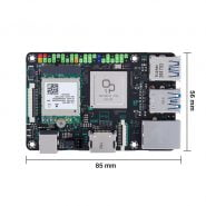 ASUS Tinker Board 2S Rockchip RK3399 an Arm-based Single Board Computer/SBC Support Android 10/Ubuntu Tinkerboard 2S / Tinker2S