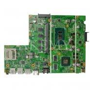 مادبرد لپ تاپ Akemy For ASUS X541UJ X541UV X541UQ X541U X541 X541UVK X541UQk Laotop Mainboard X541UV Motherboard W/ GT940M I7-6500U 8GB RAM