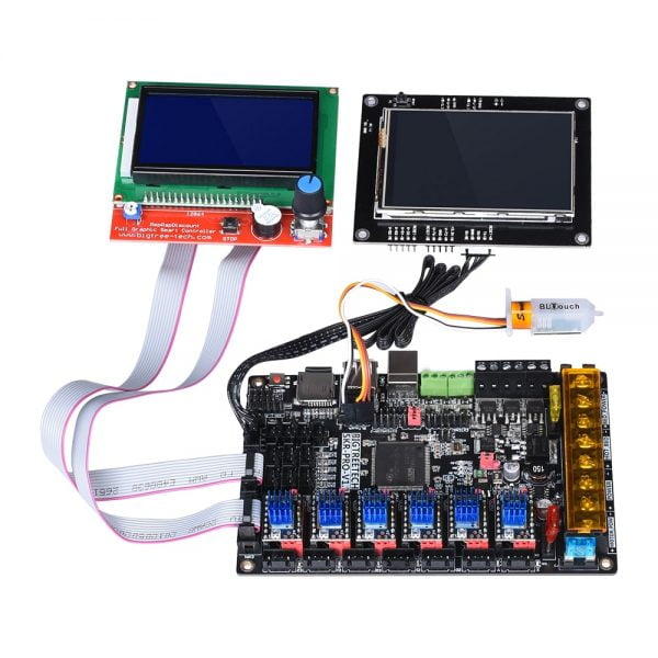 خرید برد پرینتر سه بعدی BIGTREETECH SKR PRO V1.2 Controller Board 32 Bit Wifi Adapter Module 3D Printer Parts vs MKS GEN L TMC2208 TMC2130 TMC2209
