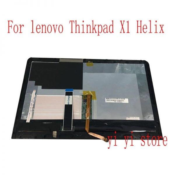 خرید ال سی دی لپ تاپ لنوو از علی اکسپرس FREE SHIPPING 11.6 inch for Lenovo Thinkpad X1 Helix Touch Screen B116HAT03.2 FRU:04X0374