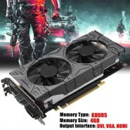 خرید کارت گرافیک از علی اکسپرس Gtx1050Ti 4GB Ddr5 128Bit Computer Game Graphics Cards For AMD RX 500 Series VGA Cards RX560 470 570 460 580 480