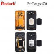 خرید قاب گوشی دوجی اس 90 New Battery Cover For Doogee S90 Replacement Back Housing Case with USB Board and TYPE-C Charge Port Mobile Phone Accessories