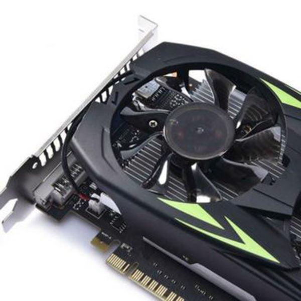 خرید کارت گرافیک از علی اکسپرس Professional GTX1050TI 4GB DDR5 Graphics Card 128Bit HDMI DVI VGA GPU Game Video Card For NVIDIA PC Gaming