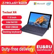 خرید تکلست ایکس 4 Teclast X4 11.6″ 2 in 1 Tablet 1920×1080 Windows 10 OS 8GB RAM 256GB SSD Tablets PC Intel Gemini Lake N4100