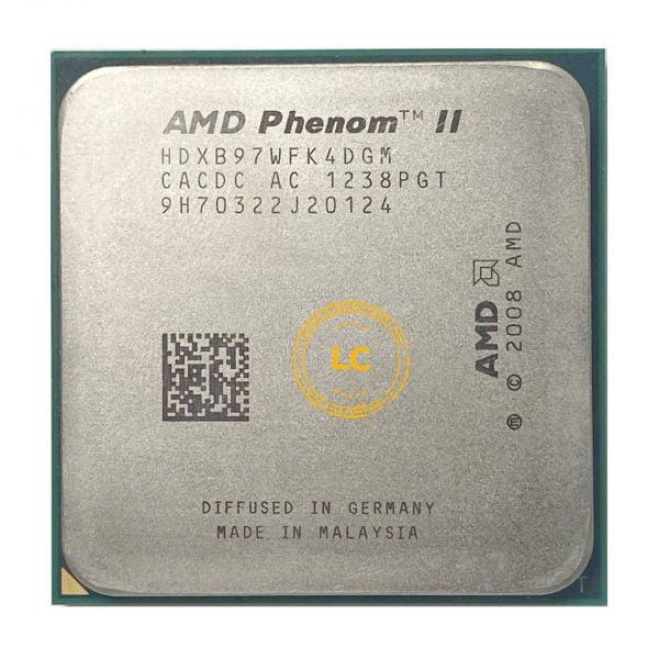 خرید پردازنده از علی اکسپرس AMD Phenom II X4 B97 CPU/HDXB97WFK4DGM/AM2 &AM3/938pin/3.2G/95W/6M