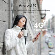 خرید گوشی بلک ویو از علی اکسپرس Blackview A80s Helio A25 Android 10 Smartphone 4GB RAM 64GB ROM 13MP Quad Camera 4200mAh