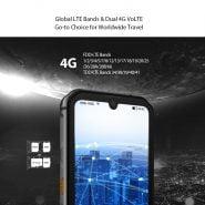 خرید گوشی بلک ویو از علی اکسپرس Blackview BV9900 Pro Thermal Camera Smartphone IP68 Waterproof 8GB 128GB Helio P90 Rugged Phone