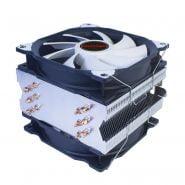 Coolangel CPU Cooler 6 Heat Pipes 120mm 4 Pin PWM RGB for Intel LGA 1200 1150 1151 1155 2011 AMD AM4 AM3 CPU Cooling Fan PC Quie
