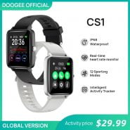 خرید ساعت هوشمند دوجی DOOGEE CS1 Smart Watch Sport Smart Watch IP68 Waterproof Real-time