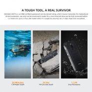 خرید گوشی دوجی اس 40 پرو از علی اکسپرس DOOGEE S40 Pro Android 10 Rugged Mobile Phone IP68/IP69K 4GB RAM 64GB ROM Waterproof