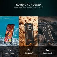 خرید گوشی دوجی اس 96 پرو از علی اکسپرس DOOGEE S96 Pro Rugged Phone 48MP Round Quad Camera Rugged Phone 20MP Infrared Night Vision Helio G90