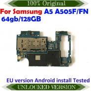 خرید مادر برد تبلت سامسونگ EU version mainboard For Samsung Galaxy Tab A50 A505F/FN 128 64G Unlocked Motherboard with chips Logic Board With Android System
