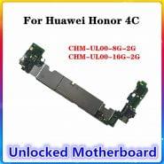 خرید مادربرد گوشی هواوی For HUAWEI Honor 4C Motherboard 100% Clean Replaced Original Mainboard Android OS CHM-UL00-8G-2G CHM-UL00-16G-2G Logic Board