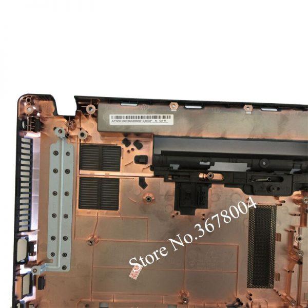 قاب لپ تاپ Laptop Bottom Base Case Cover for Packard Bell TM81 TM85 TM82 TM83 TM86 NEW95 NEW91 Bottom case black