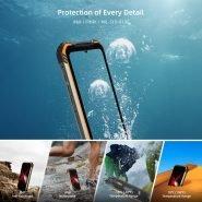 خرید گوشی دوجی اس 58 پرو از علی اکسپرس New DOOGEE S58 Pro Mobile Phone IP68/IP69K Waterproof Rugged