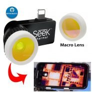 خرید لنز مادون قرمز Seek Thermal Imaging Macro Lens for SEEK Compact PRO/ Compact /Compact XR Android Motherboard Infrared