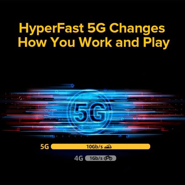خرید گوشی یولفون Ulefone Armor 11 5G Rugged Mobile Phone Android 10 8GB 256GB Waterproof Smartphone 48MP NFC