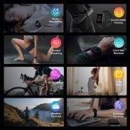خرید ساعت هوشمند یولفون Ulefone Watch Pro Smartwatch 5ATM Waterproof Band Heart Rate Sleep Monitoring