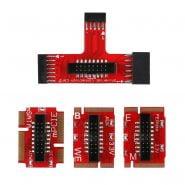 2021 KQCPET6 V8 Computers Mobile Phone Bluetooth Smart Diagnostic Card PCI/PCIE/LPC/MiniPCI-E/EC USB Tester DDR34 Tester Card