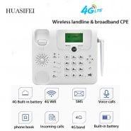 4G LTE/Wifi/Wireless Router CPE 4G 3G Modem Mobile Voice Call Router Hotspot Broadband 4G VoLTE Wifi Router Wireless Landline