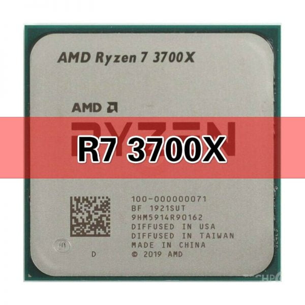 خرید سی پی یو از علی اکسپرس AMD Ryzen 7 3700X R7 3700X 3.6GHz Eight-Core Sixteen-Thread CPU Processor 65W 7NM L3=32M 100-000000071
