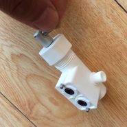 BAYER base rotary pump for immunology analyzer ADVIA Centaur CP used,original,tested