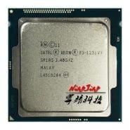 خرید پردازنده Intel Xeon E3-1231 v3 E3 1231 v3 E3 1231v3 Quad Core 3.3 GHz, 8M 80W, LGA