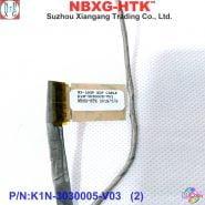 "MSI GE60 2OE 003US 15.6 ""laptop LCD LED LVDS kablo K1N-3030005-V03"