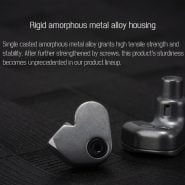 MoonDrop SSR 2Pin 0.78mm Detachable Cable Hifi Music with Beryllium-Coated Dome Diaphragm Dynamic Driver In-Ear Earphone