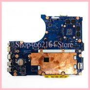 خرید مادربرد لپ تاپ ایسوس از علی اکسپرس N551JW mainboard I7-4720CPU GTX960M/4G mainboard REV2.0 For ASUS N551J N551JW N551JM G551JW G551JM