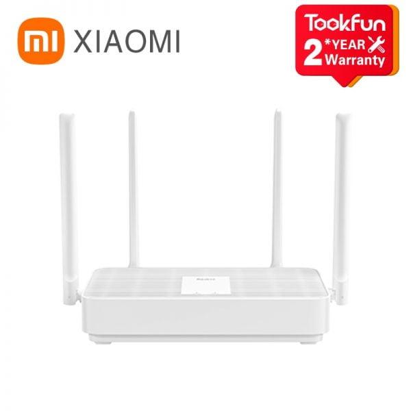 Original Global version Xiaomi Mi Router AX1800 5-Core 2.4G 5G WiFi6 Signal Amplifier Mesh Networking 256 MB Repeater Modem VPN