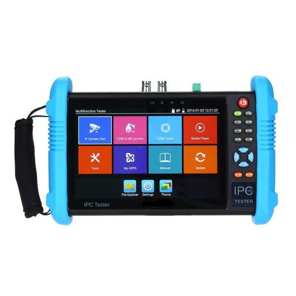 Original IP Camera Tester Touch screen IPC-9800 Series MOVTADHS PLUS CCTV tester Screen repair Handwriting screen